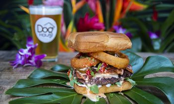 Take Your Tastebuds on a Trip to The Aloha State with Dog Haus' New Limited-Time Creation