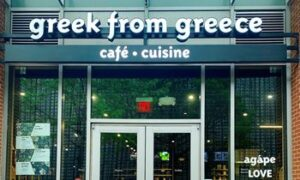 Greek From Greece Café Plans To Grow by 40% in 2021, Solidifying Its Position As the #1 Greek Franchise in the U.S.