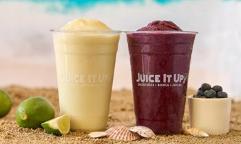 Juice It Up! Is Shining the Lime-Light on Two New Summer Smoothies