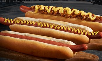 Nathan's Famous Launches Brand's First Natural Casing Footlong Hot Dog in 100+ Year History