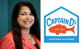 Captain D's Promotes Bindi Menon to Chief Marketing Officer