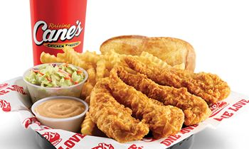 Raising Cane's to Celebrate National Chicken Finger Day with Free Chicken Fingers