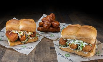 Dog Haus Launches New Plant-Based Protein Creations Featuring Beyond Chicken Tenders