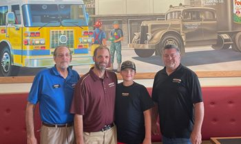 Firehouse Subs Opens First Location in Springdale, Debuts New Restaurant Design in Arkansas