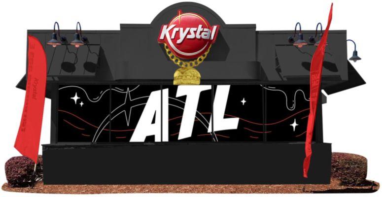 Krystal Celebrates Atlanta with Butter.ATL Collaboration