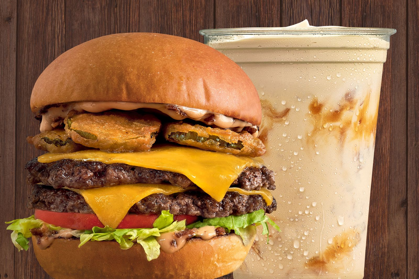 MOOYAH Burgers, Fries & Shakes Pays Homage to its Lone Star State Roots With its Newest Limited Time Offering The Big Dill Burger and Texas Pecan Shake
