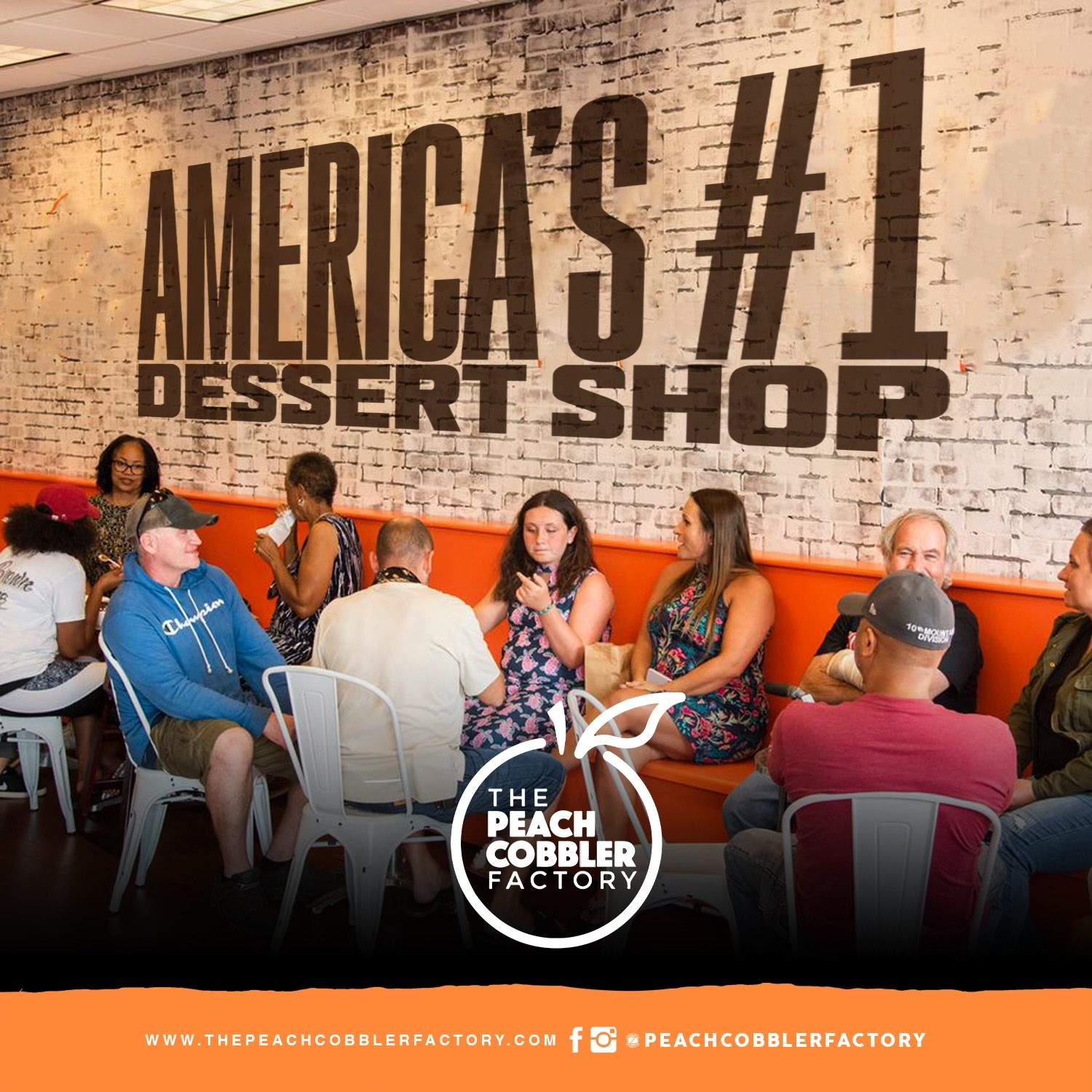 """Peach Cobbler Factory Stuffed Cobbler/Cinnamon Roll Is """"Wowing"""" Customers Nationally"""