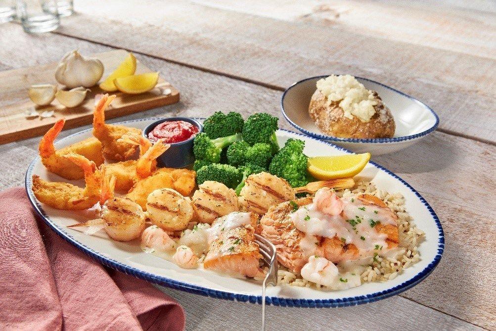 Red Lobster Mariner's Feast