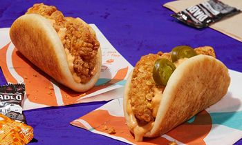 """Taco Bell Ignites """"the Great Crispy Chicken Sandwich Taco Debate"""" With The Nationwide Debut Of The Crispy Chicken Sandwich Taco"""