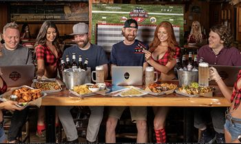Twin Peaks Offers the No. 1 Fantasy Football Draft Experience