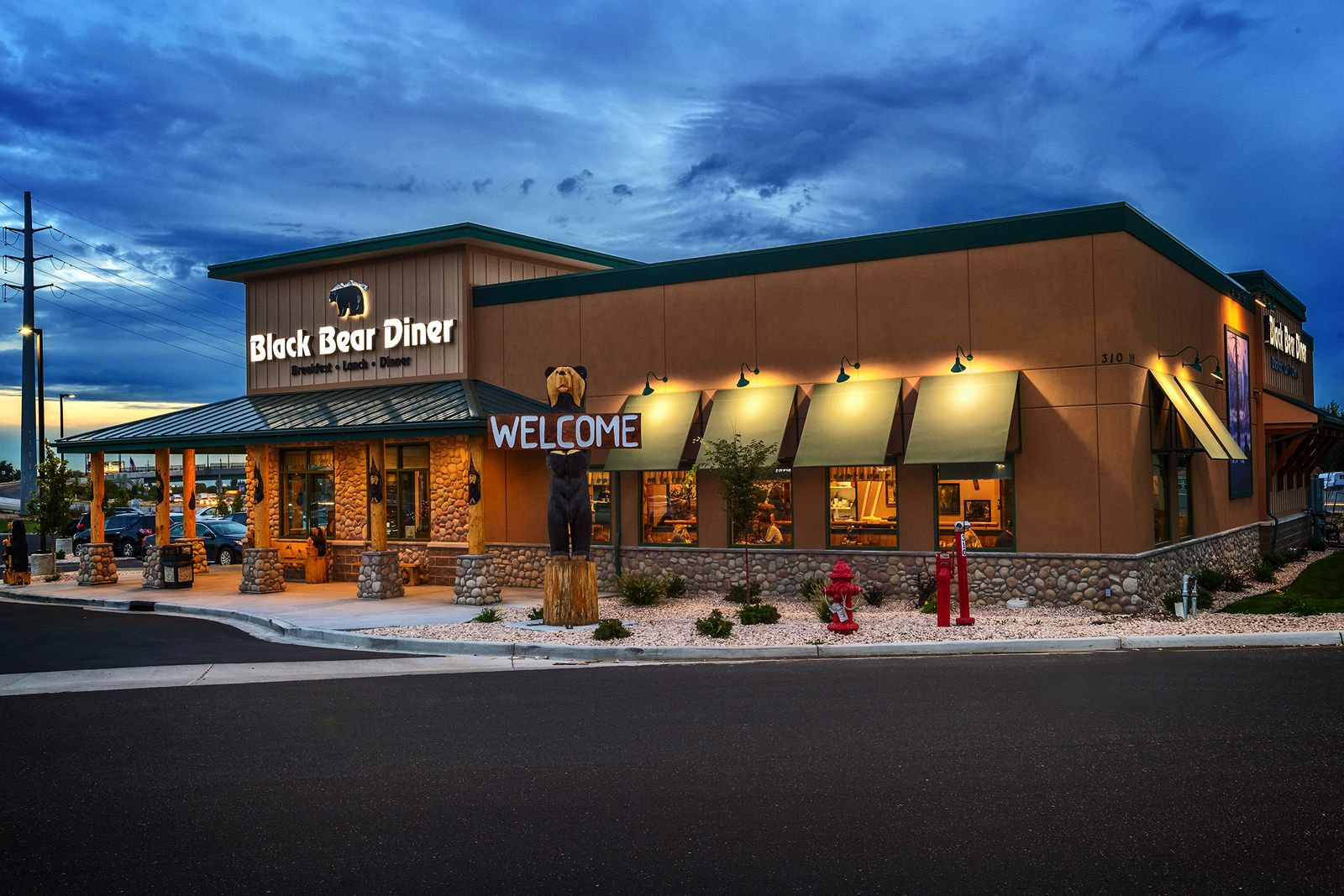 Black Bear Diner Named Official Family Diner for High School Athletics in Six States