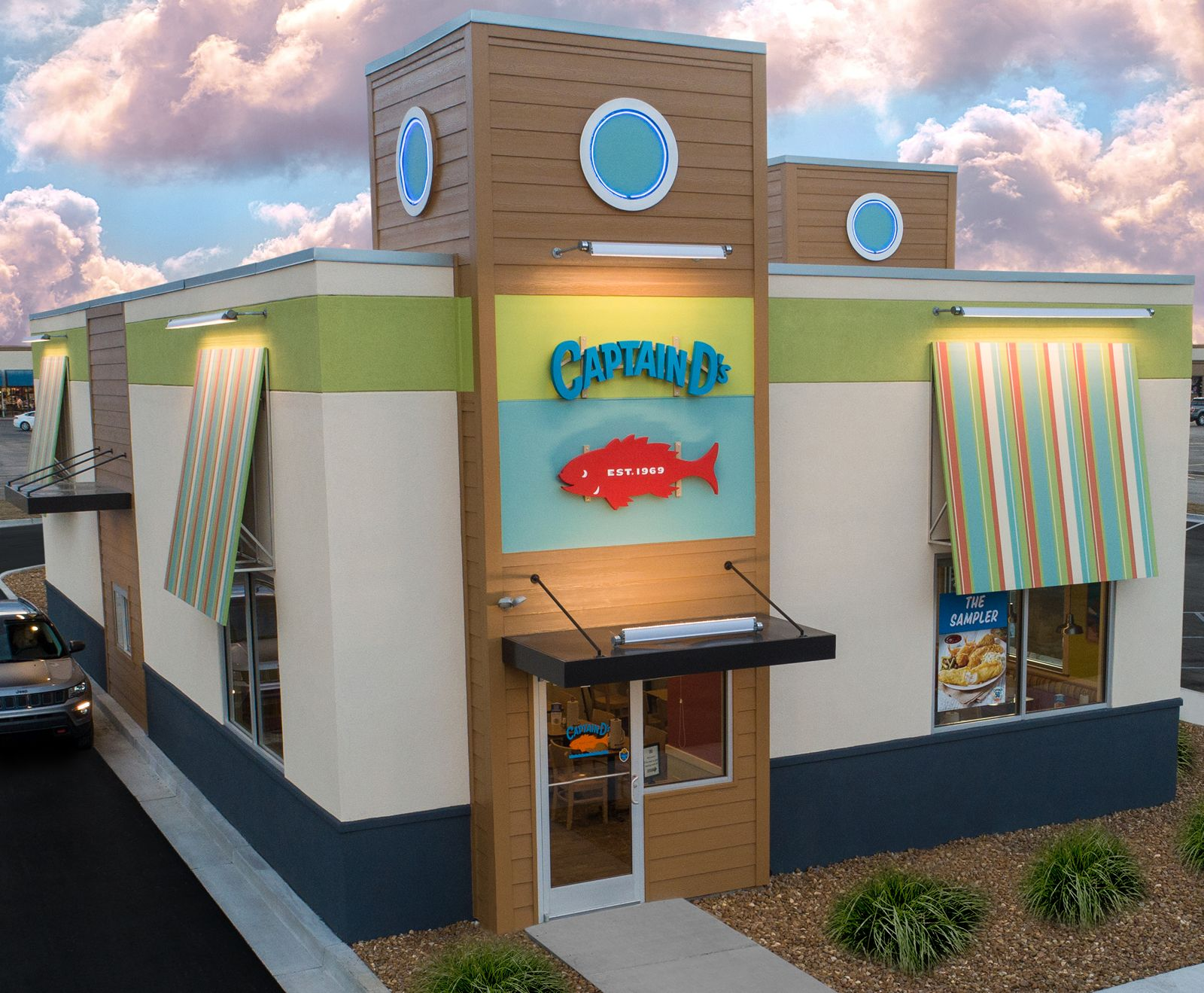 Captain D's Celebrates Third Mississippi Restaurant This Year with Starkville Opening