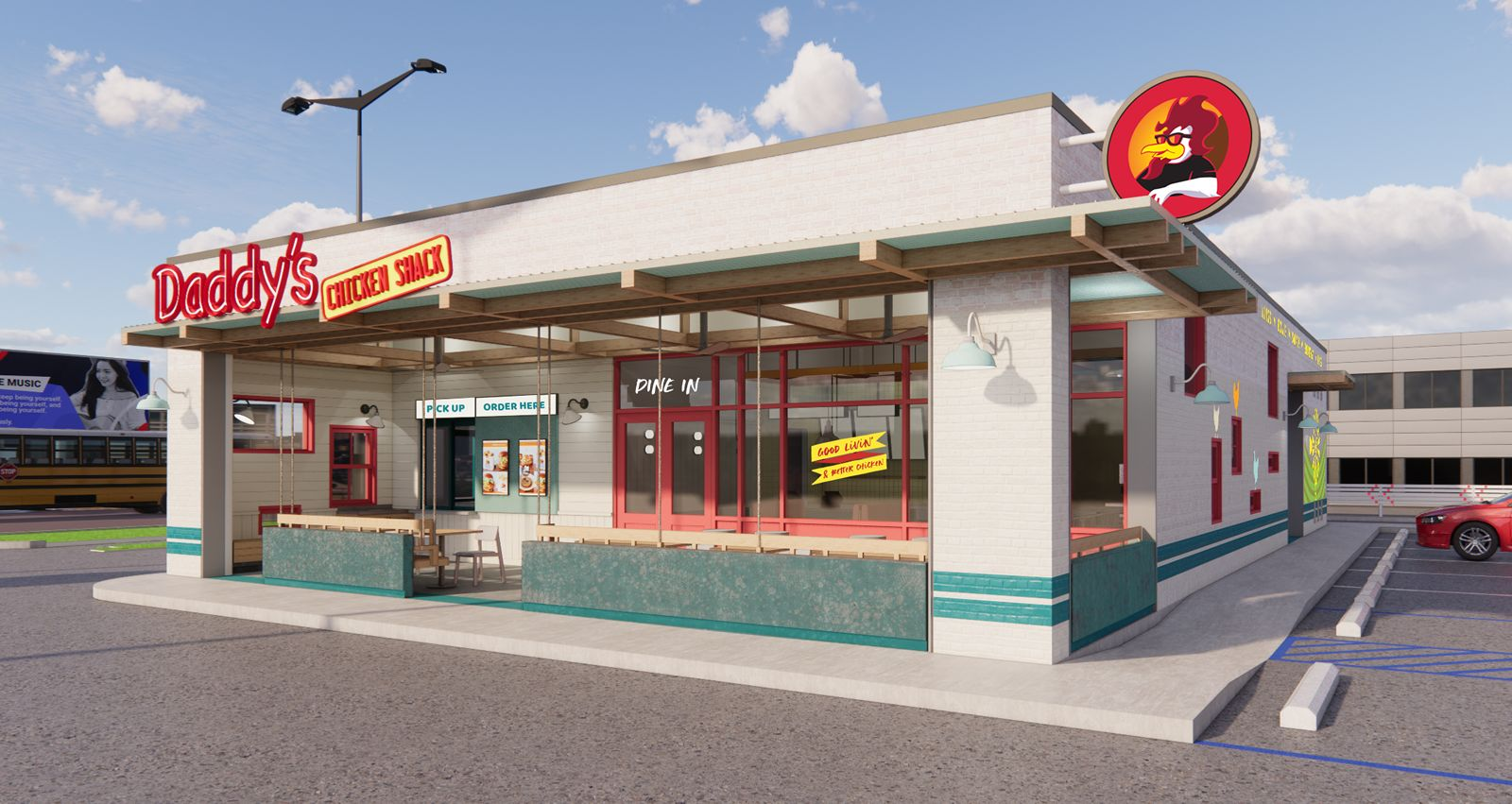 Daddy's Chicken Shack Seeks Growth and Innovation Through Brand Repositioning