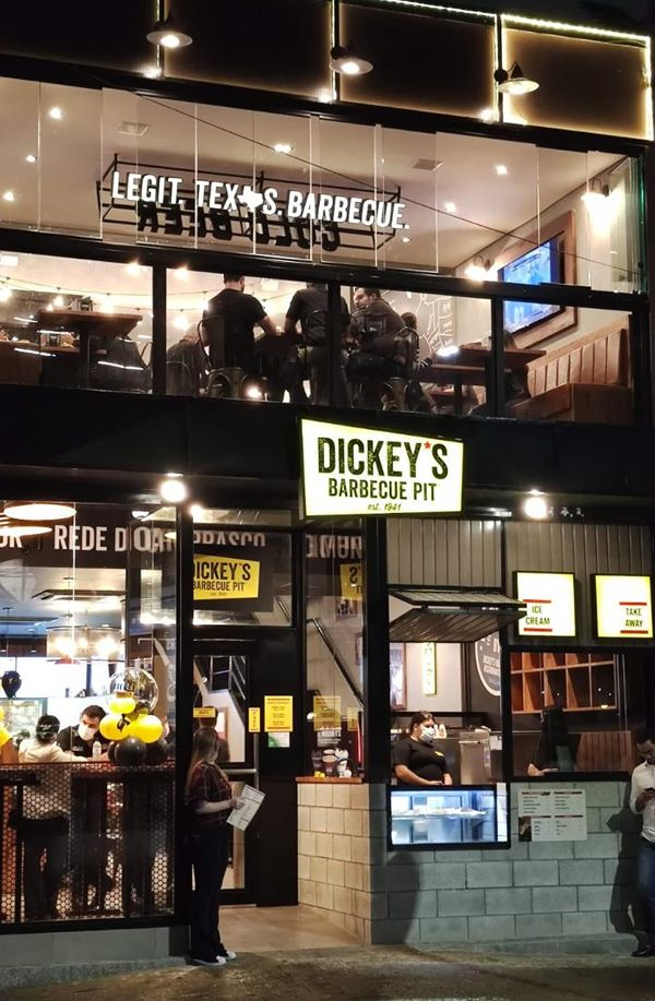 Dickey's Barbecue Pit Opens in Sao Paulo, Brazil