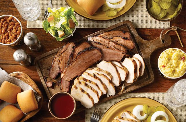 Dickey's Barbecue Pit is the world's largest barbecue concept. It was founded in 1941 by Travis Dickey. For the past 80 years, Dickey's Barbecue Pit has served millions of guests Legit. Texas. Barbecue.