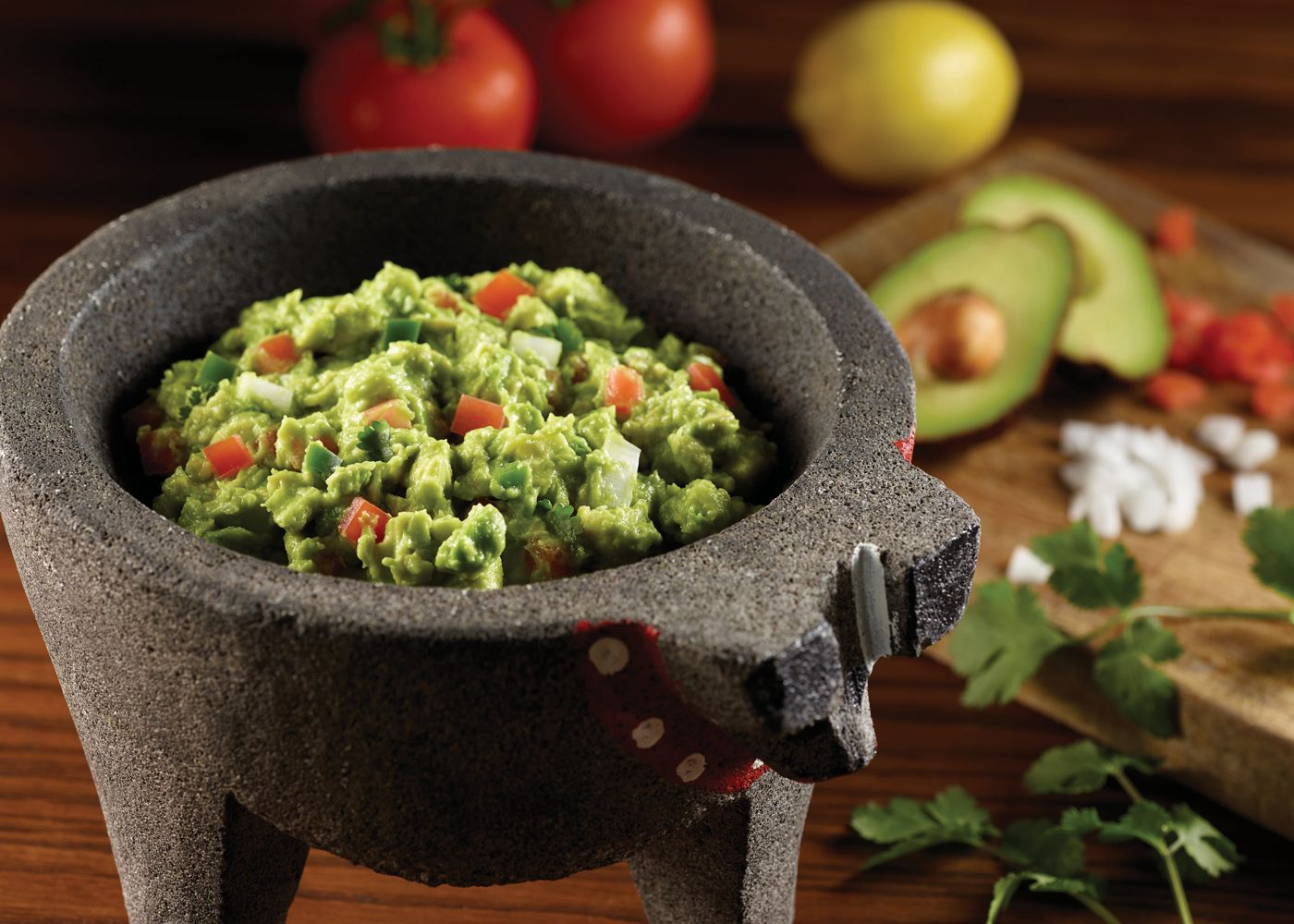 During Hispanic Heritage Month, Celebrate National Guacamole Day at Uncle Julio's