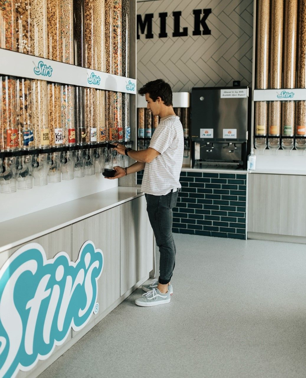Fast-Growing, Utah-Based Cereal Bar Concept Stir's Announces New Franchise Opportunities