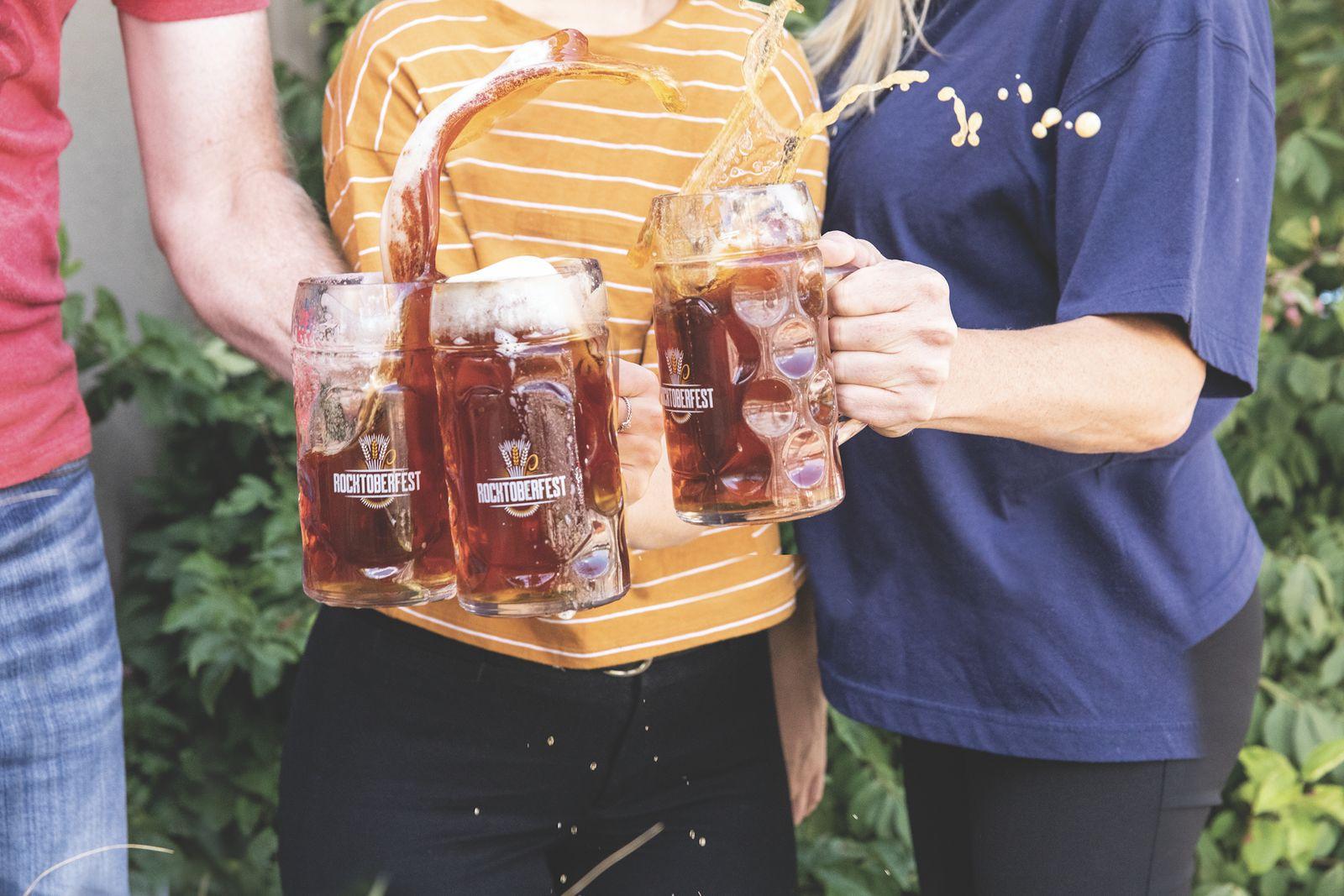 Rock Bottom Brings Back Fan-Favorite Fall Beer - Rocktoberfest