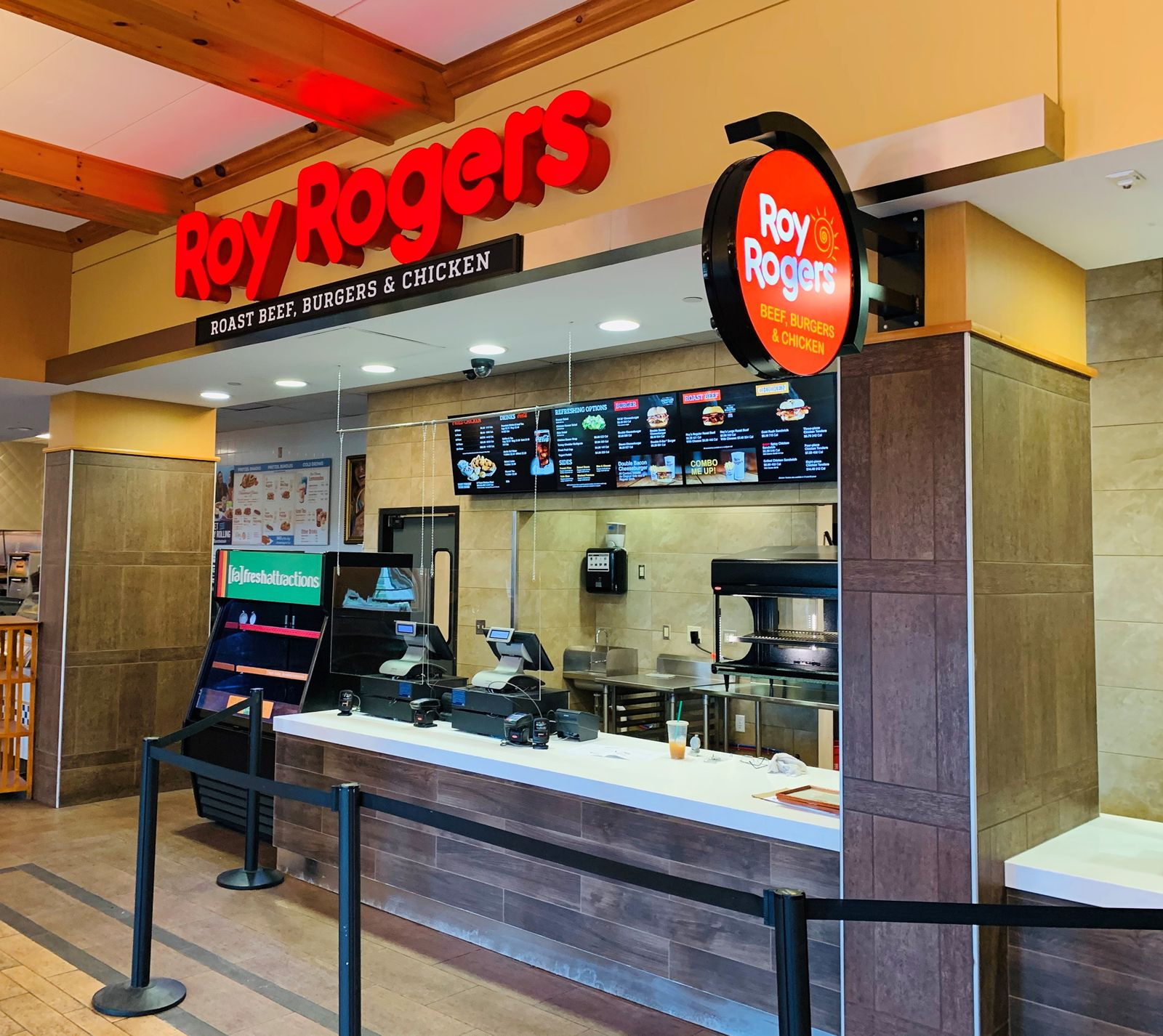 Roy Rogers Coming to University of Maryland Campus