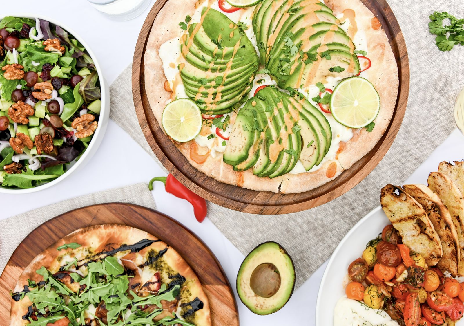 Soak Up the Final Days of Summer with Greenleaf Kitchen & Cocktails' Seasonal Menu