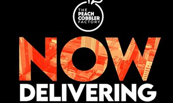 The Peach Cobbler Factory Teams up With FoodChing to Offer National Delivery Service