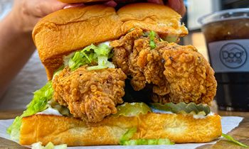 Dog Haus Revamps Menu with New Haus Chicken Creations
