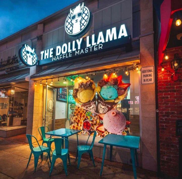 Dolly Llama Waffle Master Rapidly Expanding Nationally via Franchising