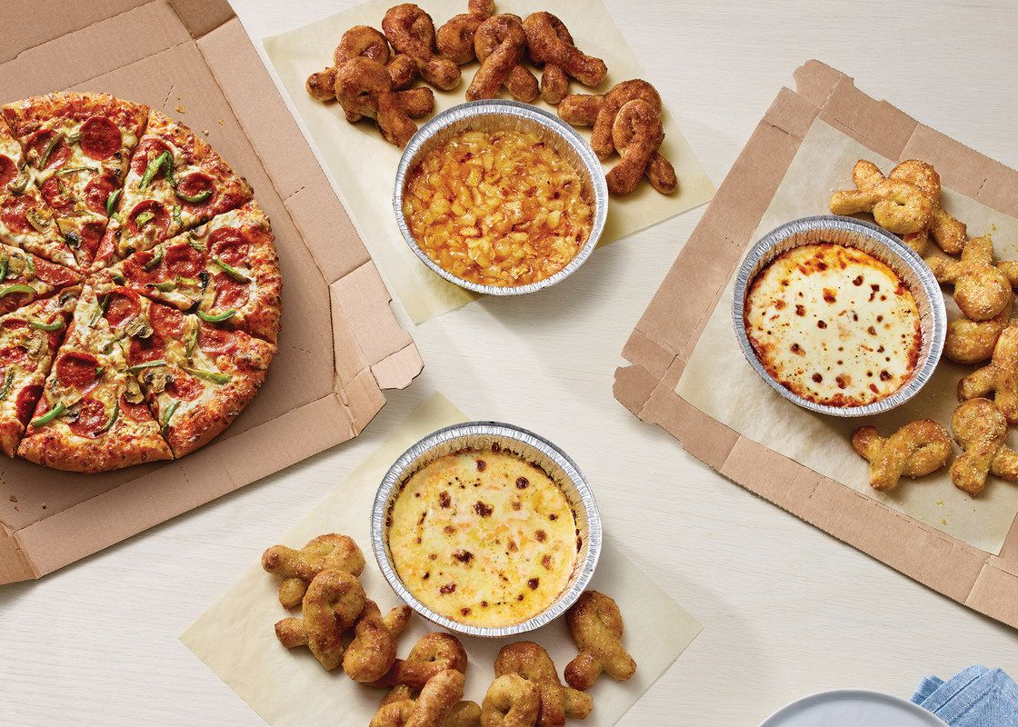 Introducing Oven-Baked Dips: Domino's Newest Side Item, With a Twist