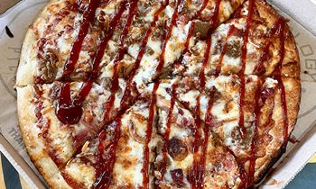 Pieology and Foodbeast Partner to Create LTO Western BBQ Pizza October 12