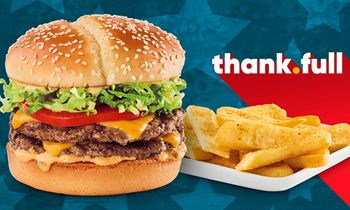 Red Robin Celebrates Veterans Day with a Free Red's Tavern Double Burger to Honor U.S. Military Veterans